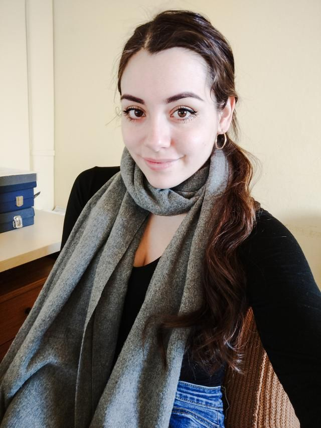 Ready for Valentines day! Today I am wearing my new favourite scarf, I got it from Zaful and it s sooo warm