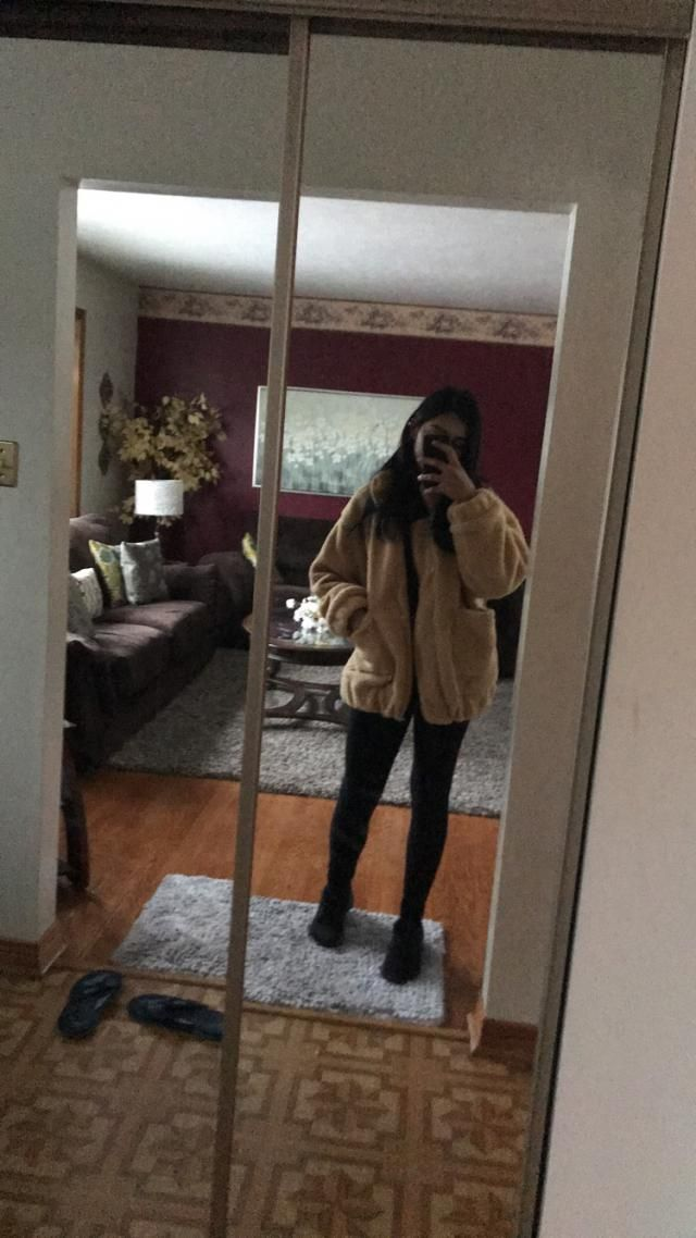 At first I thought this jacket would be too big but it turned out to be perfect! Medium was perfect for me and I love …