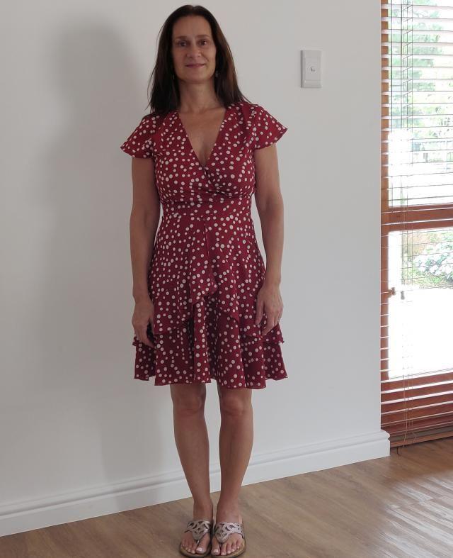 Amazing! Favourite dress in my wardrobe! :)