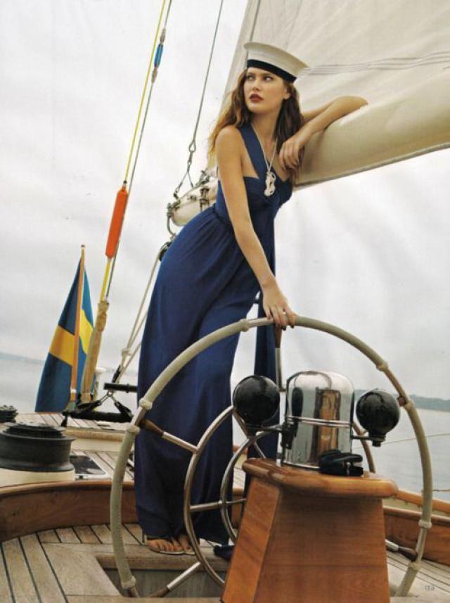 Zaful Navy Fashion  Wonderful Navy Style !