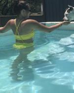 Theme interesting, bikini bottoms slip