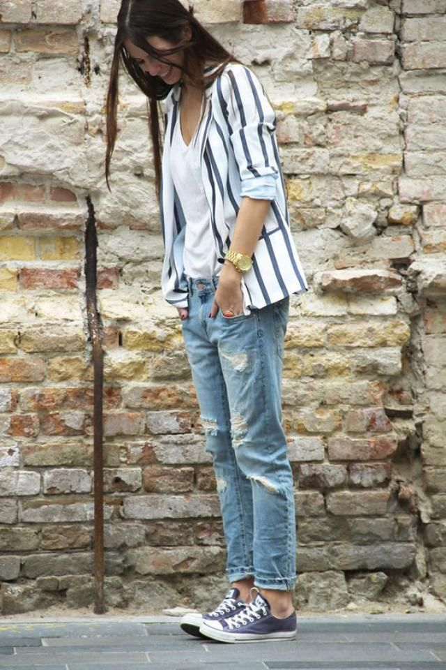 Stripe blouse, online shop, women blazer, great style, buy now, online shop, what is your style!