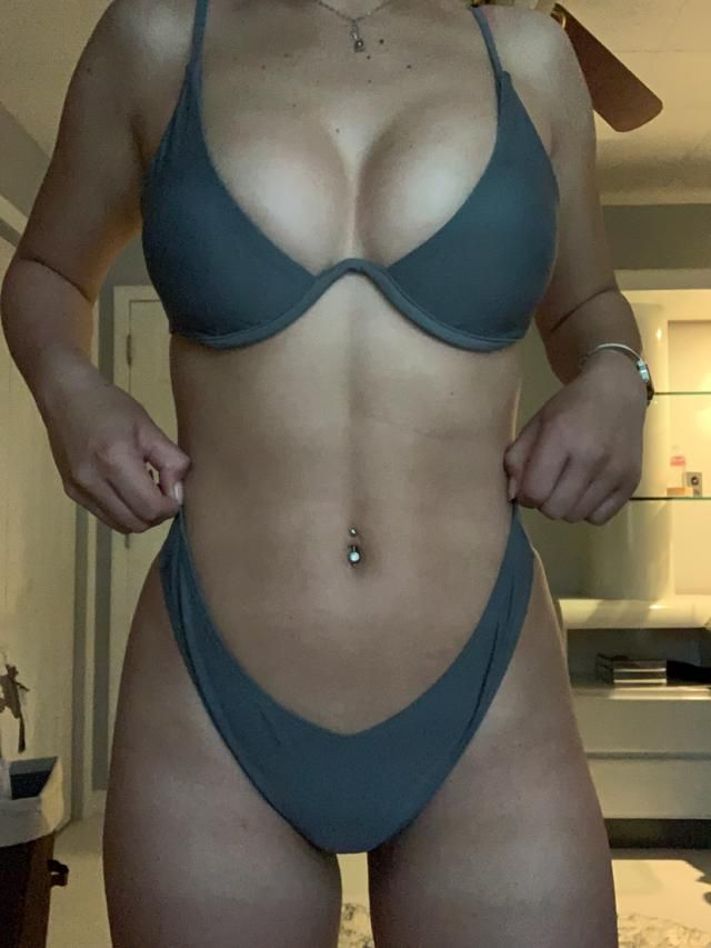 this is my second bathing suit in this color and i love how this fits and feels. i just bought 2 more in different col…