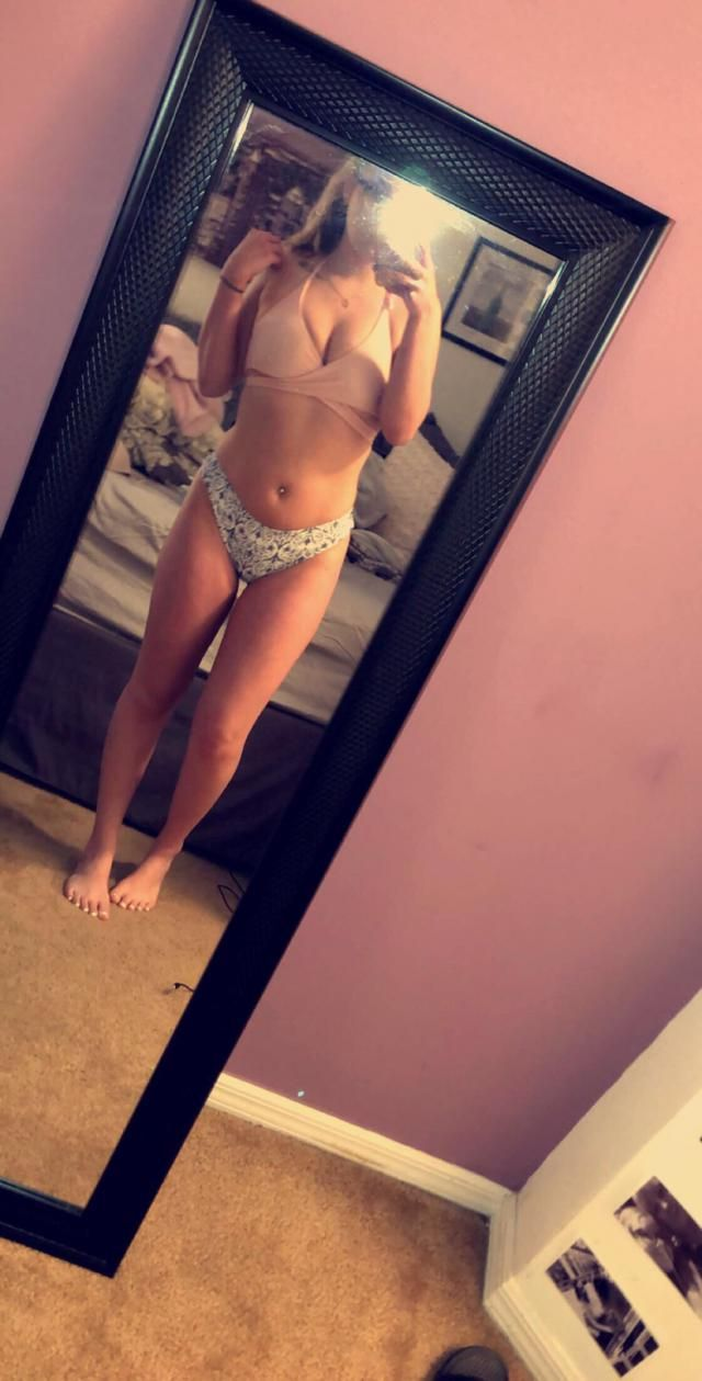 """I'm 5'3"""" & wear a size 36D & I bought a medium! Super cute, fits well, looks exaclty like the pictures, & …"""