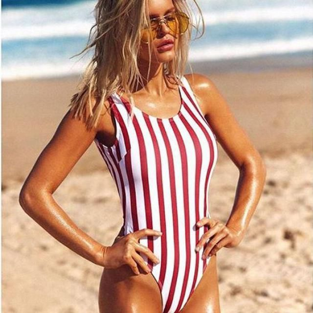 Stripe swimwear, online shop, great style, women style, get it now, buy here!!