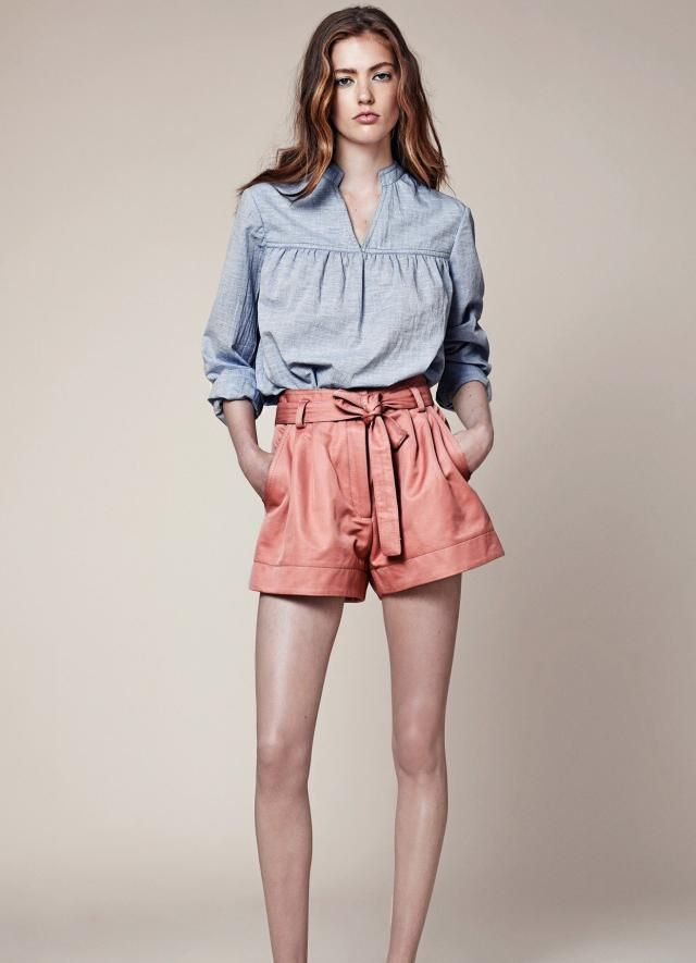 Modern shorts can be worn at all times of the year,