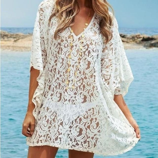 Beach dress is something without which you can not wait for the summer,
