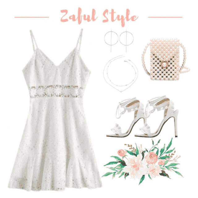 Would love to wear this outfit to a wedding!