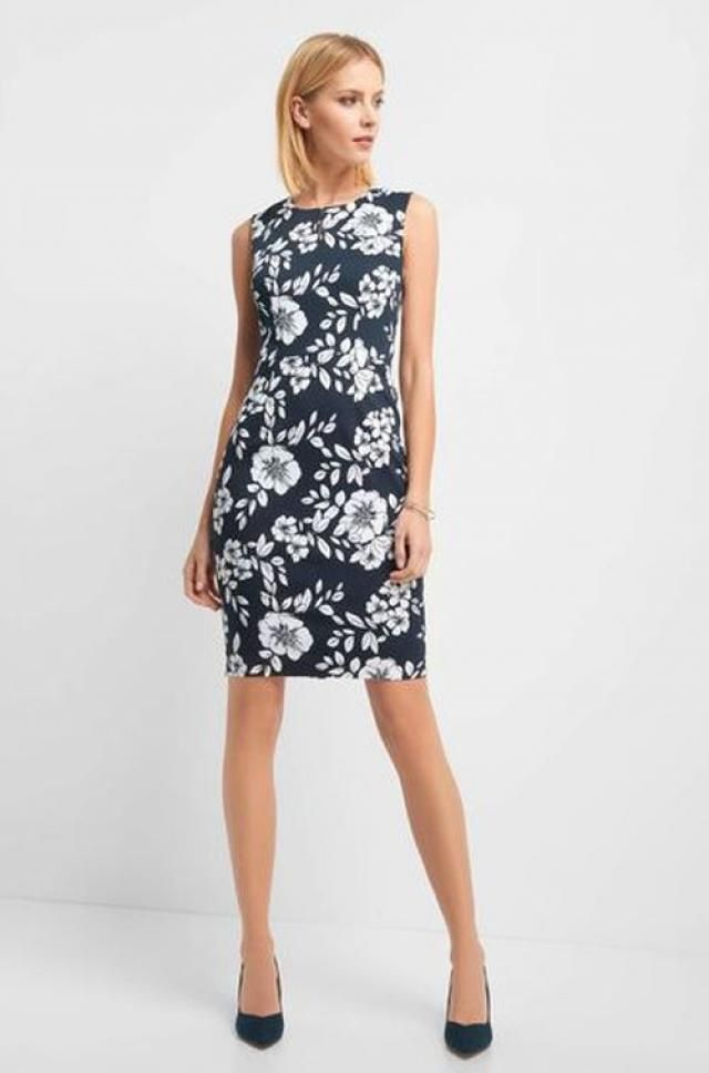 A flower dress is the perfect choice for every woman,