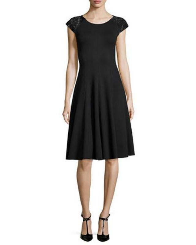 Every woman must have a small black dress,