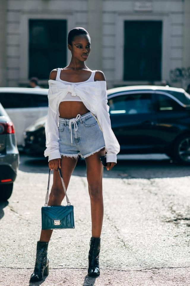 Shorts and tops are a great combination for spring, Choose Zaful tops and shorts, be trendy prices are very favorable…