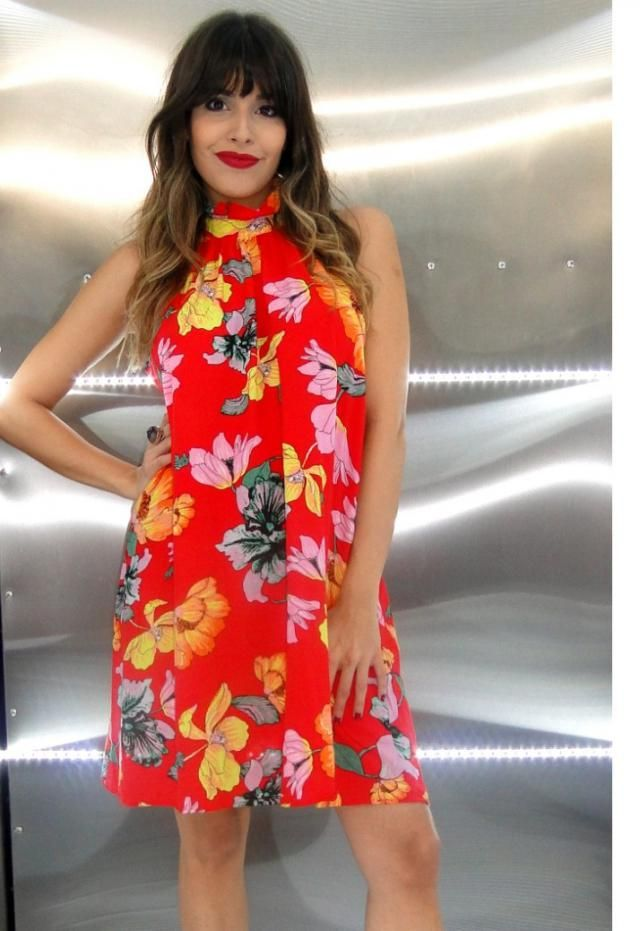 Cute red floral dress, you can wear it for various occasions, modern and good quality, Zaful has a large selection of …