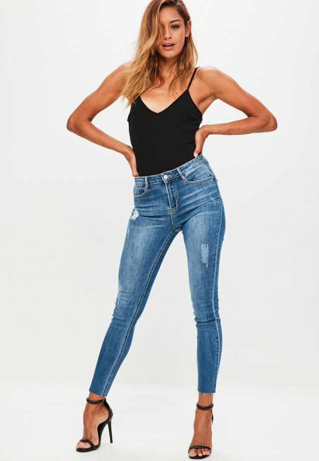 Jeans are a favorite item of clothing for every woman, comfortable and quality jeans can be found in Zaful, wear them…