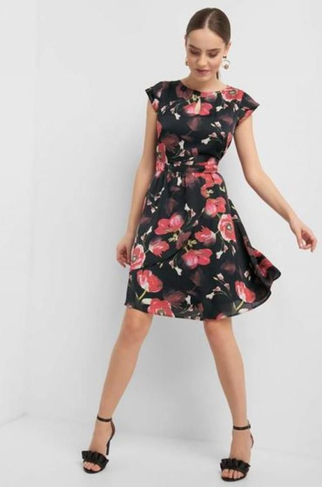 Modern fleece dresses for summer,