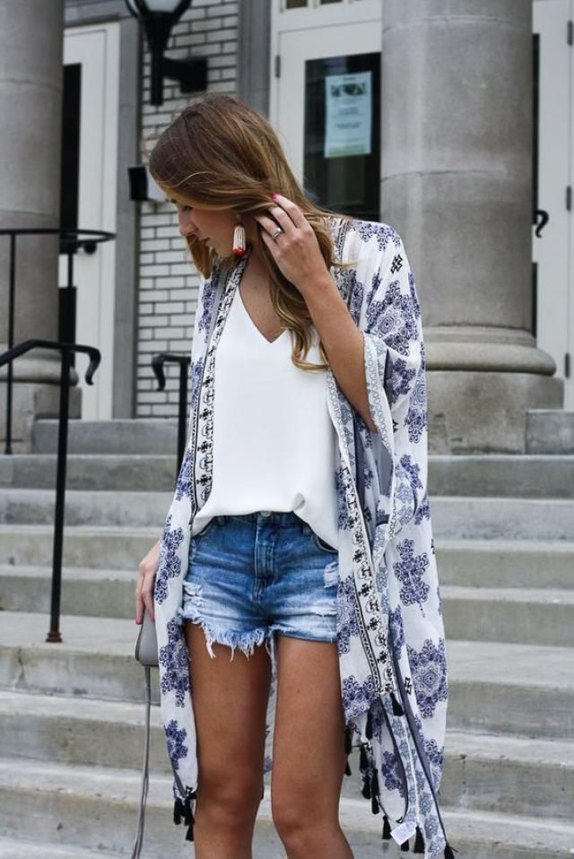 With a floral cardigan it will look much more fresh and gentle. That&;s why I recommend for you this …