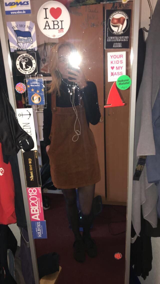 Super cute Fits well Love it Looks exaclty like the pictures  True to size. I'm 176cm and ordered an L which is a bit …