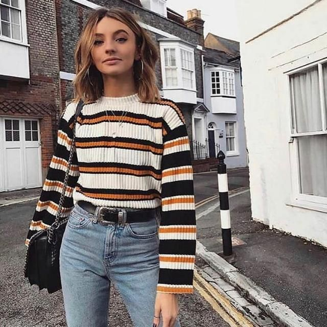 This is a cute comfy look for simple casual daywalks