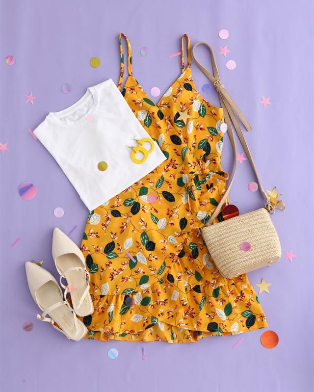 【Sunny Day Outfit】 No worries about what and how to style your daily outfits. We&;ve got that for you! Get t…