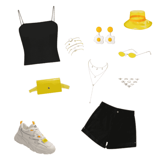 I&;ve purchased some of these items myself for a music festival this summer! Personally wouldn&;t wear …