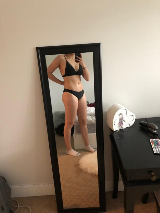 Very comfy! Got a medium and the top is perfect and the bottoms are good but just slightly small. Looks exaclty like t…