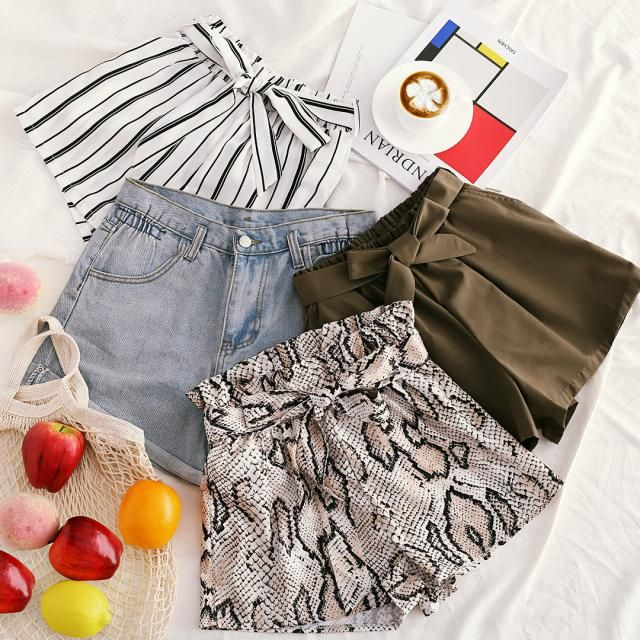 Summer Must Have -Multiple Stylish Shorts!
