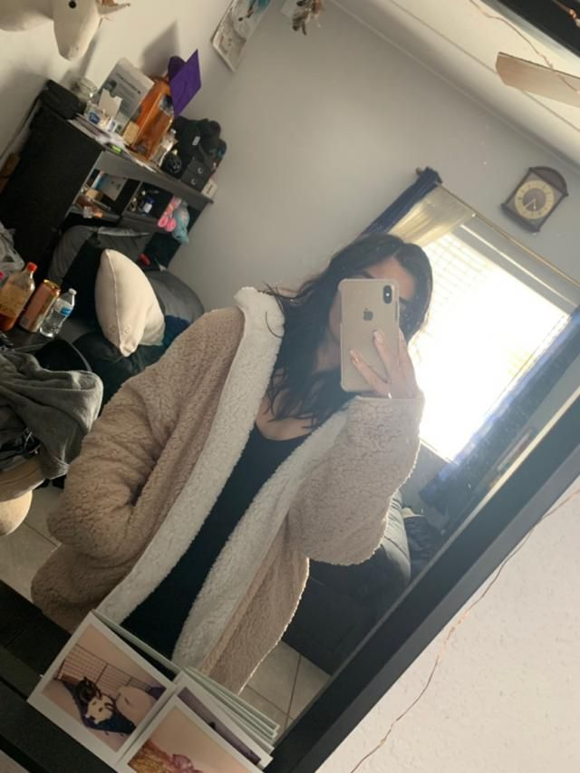 Super comfy! And very warm! I got a size small and it has a big comfy fit. Perfect for cold days. Bought two of them o…