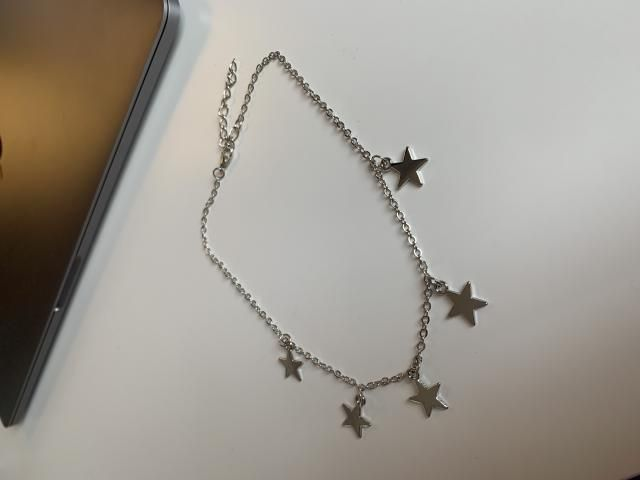 Super cute necklace! I ordered this to wear for a music festival this summer. Overall really impressed with the qualit…