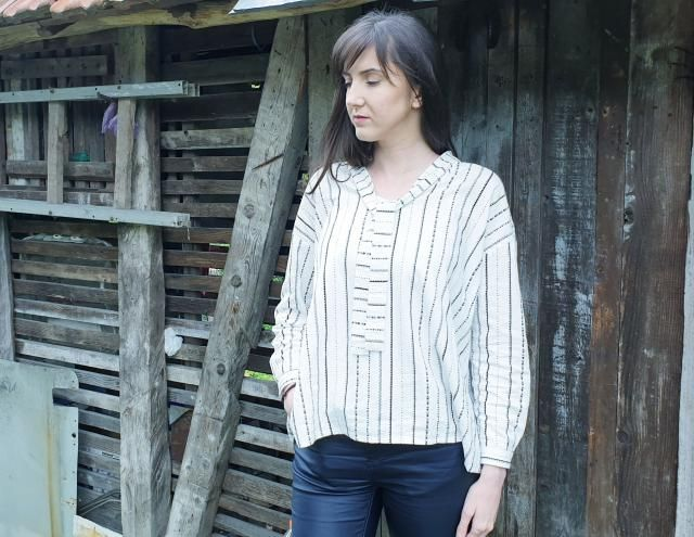 Love it. Good quality material. If you like oversize, like me, than this is perfect item for you (I&;m size m). Highly…