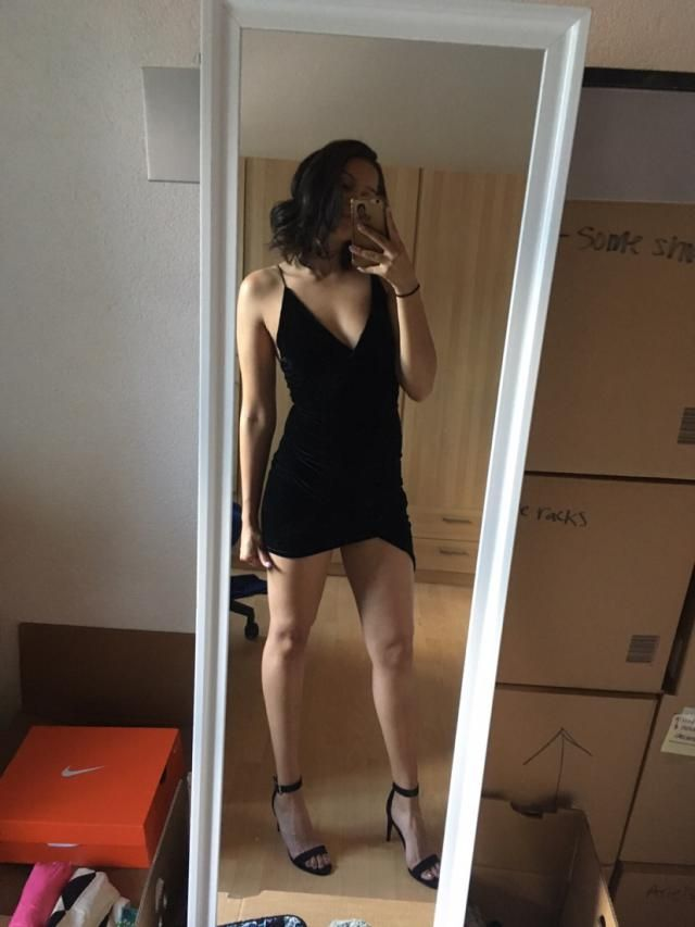 Super cute Fits well Love it. I really love this dress. I think every girl should have that one little black dress and…