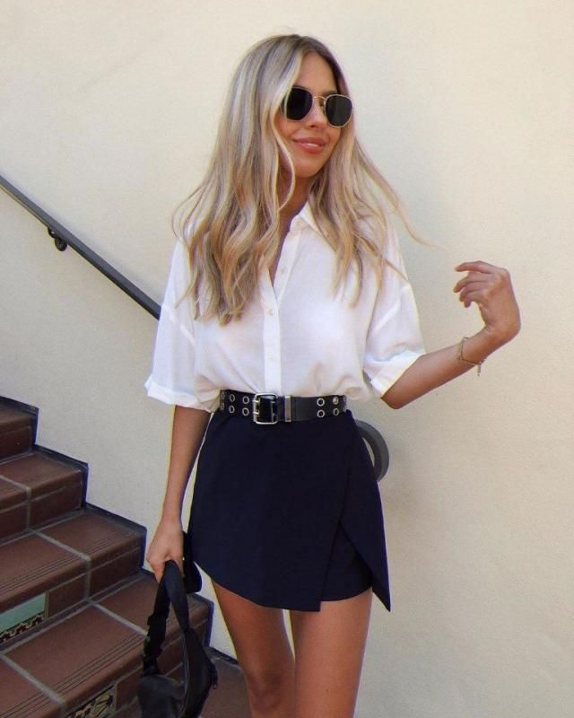 I adore this outfit it is simple it is cute and classy