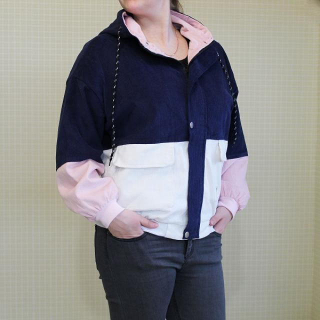 I usually wear an M and I bought an XL because I wanted it oversized. Worked perfectly, I recommend always to buy a si…
