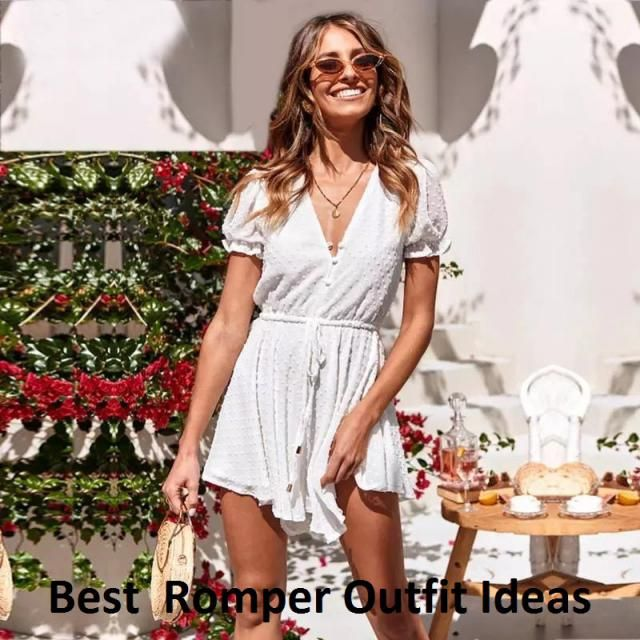 Best Romper Outfit Ideas  Romper is the perfect equipment that can be worn up and down with ease. Perfect for summer …