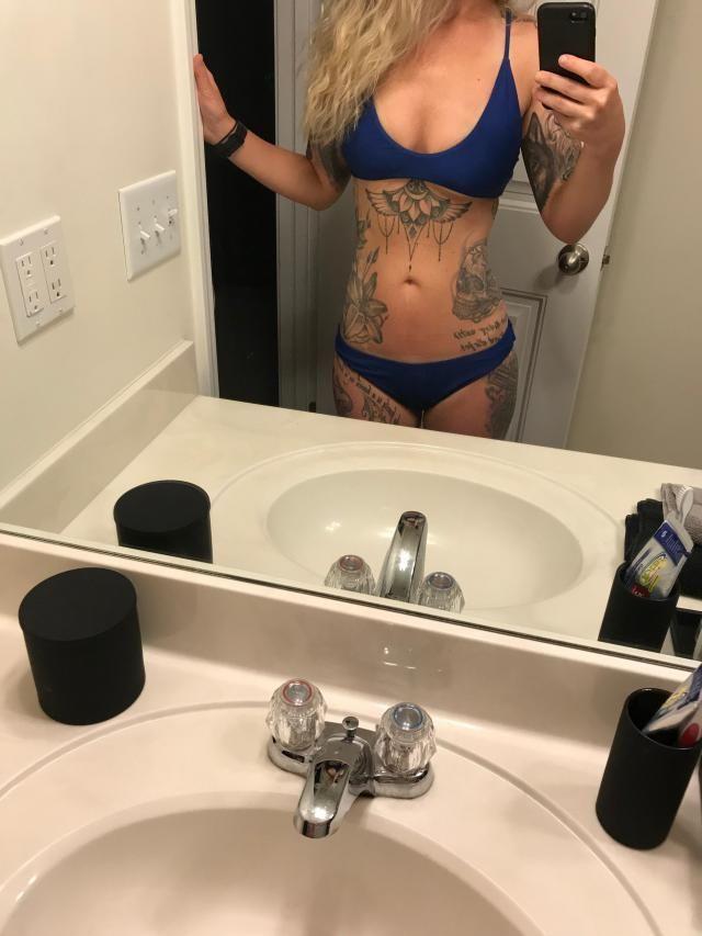 Fits true to size! Super comfy, love this bikini!