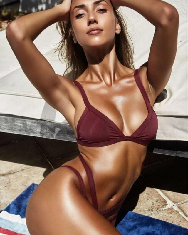 Cami Plunge String Bikini Set  Live your summer in colour with Zaful exclusive range of swimwear to meet all your summ…