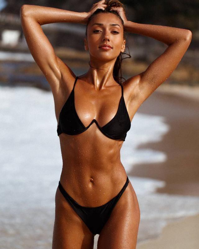 Underwire Bikini Black  Wonderful underwire black  bikini set .Summer is coming, time to rebuild your closet with new …