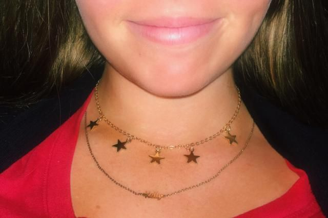 Super cute, although the spaces between the stars look slightly off on each space. But kinda tighter then I would've l…