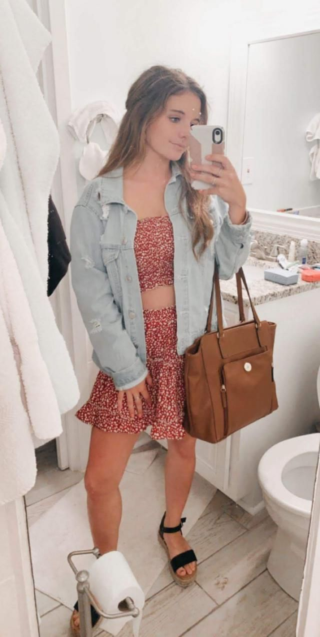Perfect  outfit or for a