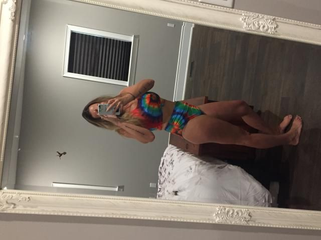 I was a bit nervous because I've never purchased a bathing suit on line before but I absolutely LOVE it! It fits true …