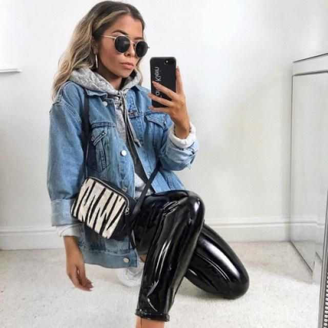 OMG! im justi in love with this Denim jacket! Zaful got everything you need!!! and this one is really usefull for this …