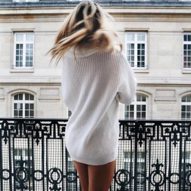 white beautfiul sweater for this cold season!!!