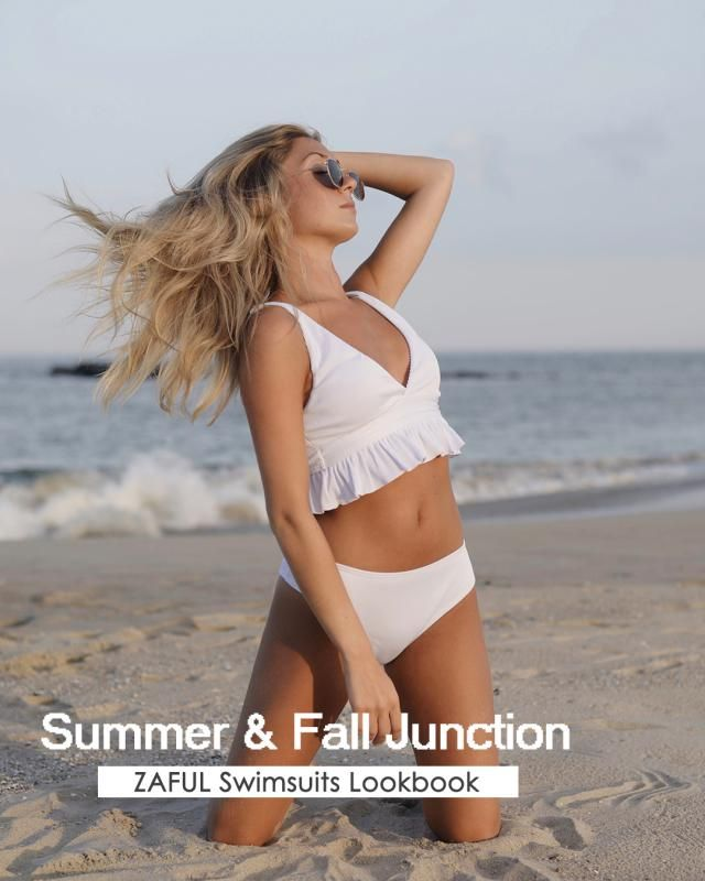 Autumn came, and warm times are passing away, but this doesn`t mean that you can`t wear bikinis! You can always enjoy w…