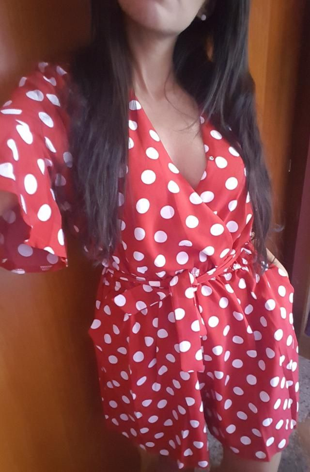 ZAFUL REVIEW: I ordered this one because the style was super cute, this is only available in One Size. I&;m usu…