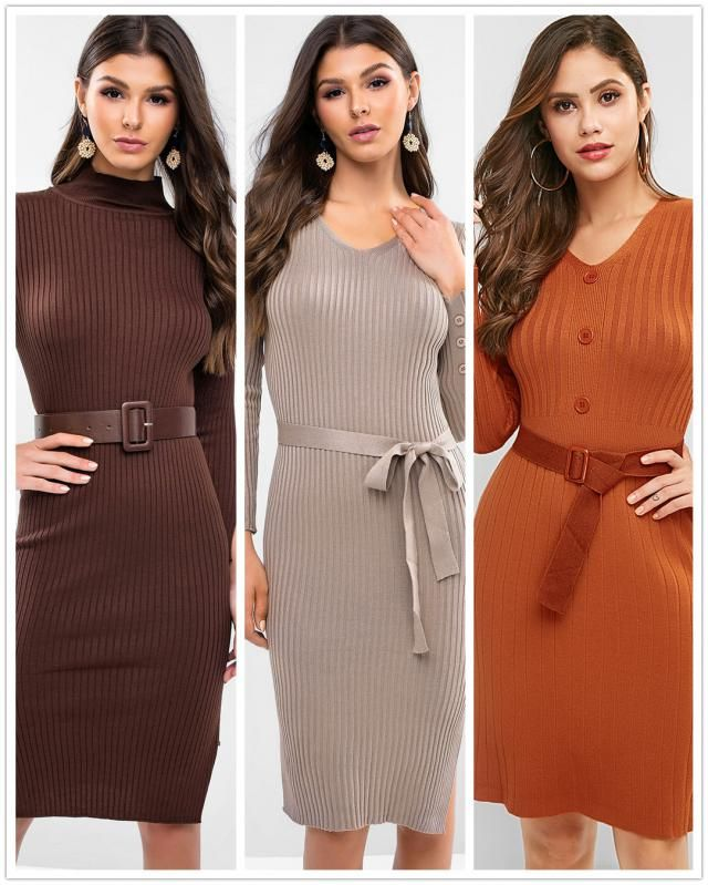 【Vote and Win】 Which Autumn Dress is your favorite? Vote for your fave one and tell us the reason. We will pick 3 lucky…