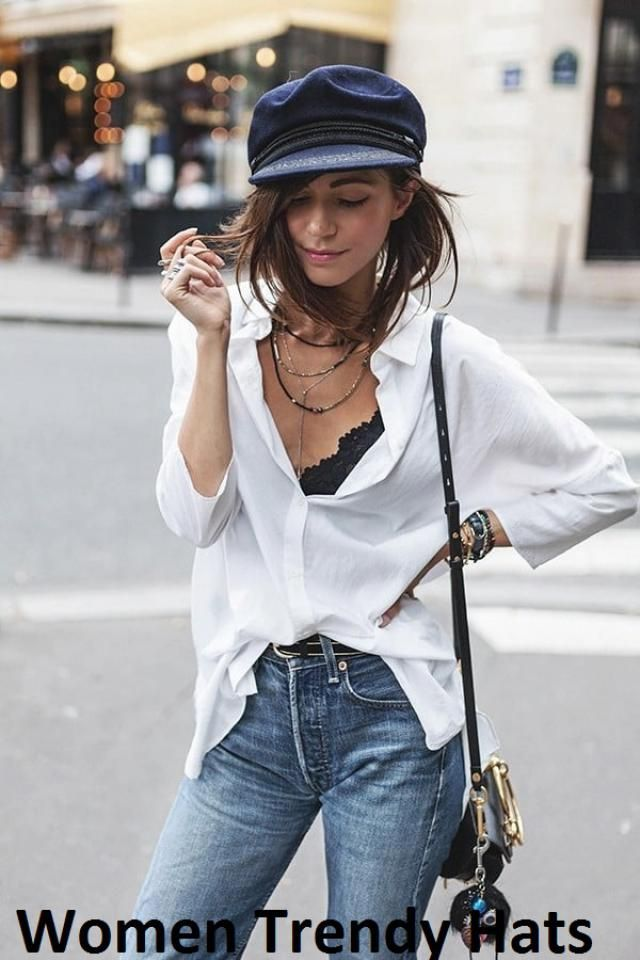 Women Trendy Hats Zaful range of women&;s hats are on-trend this season . You don't need to be chilly to rock …