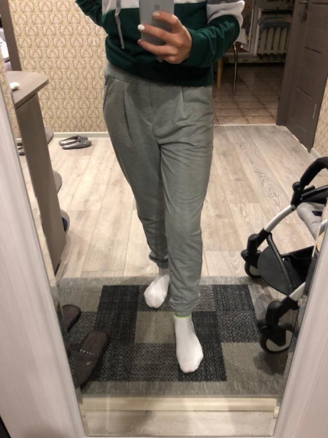 Качество супер. Очень довольна покупкой. Давно искала такие штаны. Спасибо ZAFUL!!!…