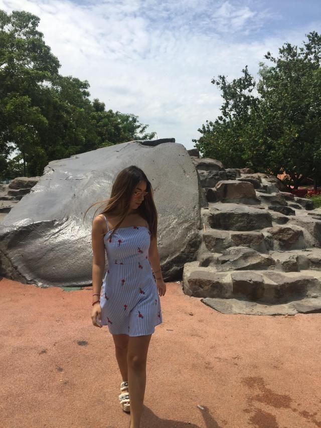 Me encanto el producto súper bonito un vestido de verano