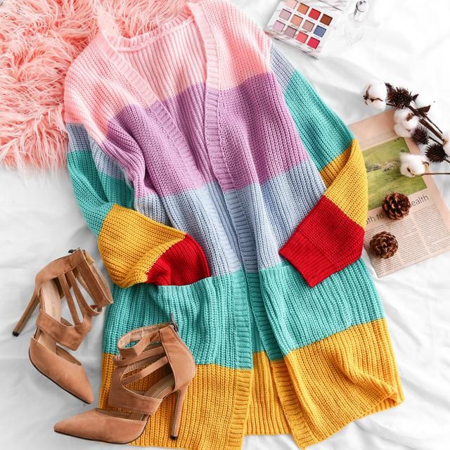 【Name this item and WIN!】 What would you name this cute cardigan? Write down your ideas in the comment below. We will p…