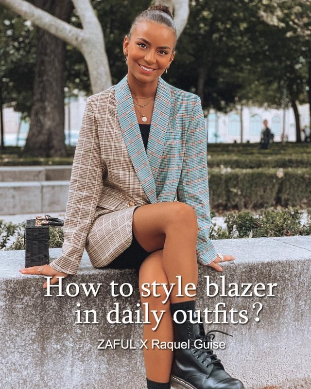 If you are trying to explore new trendy blazers, ZAFUL have everything a beginner needs to know about how to wear a bla…
