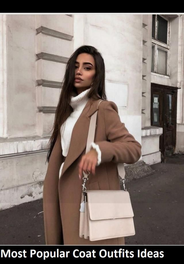 Most Popular Coat Outfits Ideas Whether you&;re a fan of casual or elegant style, Zaful women&;s coats…