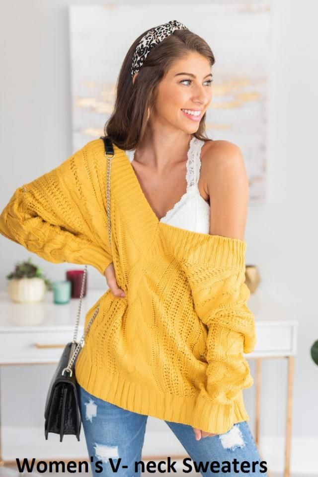 Find some of the most stylish knitted sweaters for women today and upgrade your winter wardrobe with a fabulous new loo…